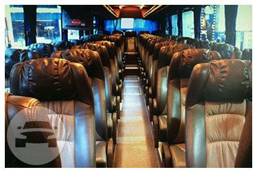 Coach Bus (Toyota) 45 Passngers Coach Bus / Kowloon City District, Hong Kong   / Hourly HKD 550.00  / Airport Transfer HKD 1,400.00