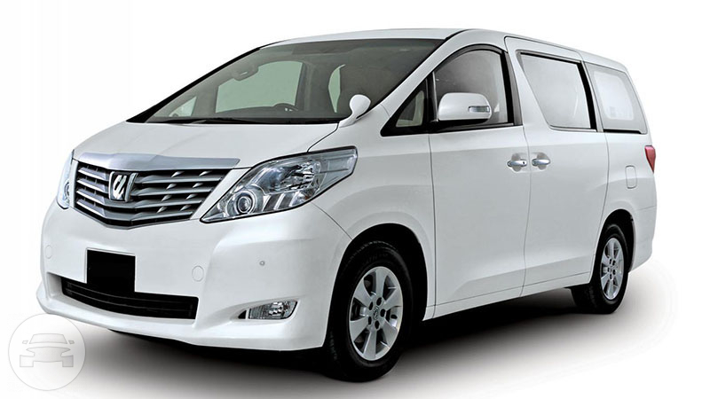 Toyota Alphard Party Limo Bus  / Tsuen Wan District, Hong Kong   / Hourly HKD 0.00