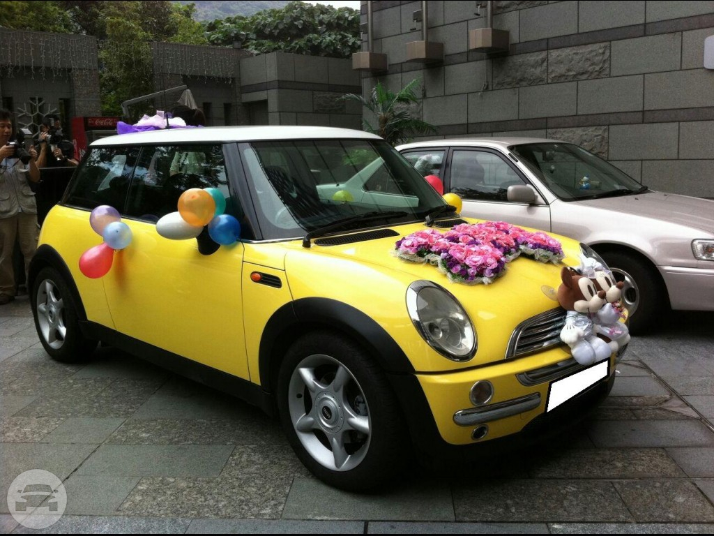 2003 Mini Cooper Sedan  / Kowloon, Hong Kong   / Hourly HKD 0.00