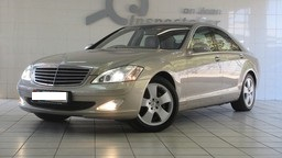 BENZ S350 (Golden) Sedan  / Central And Western District, Hong Kong   / Hourly HKD 0.00
