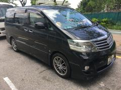 Toyota Alphard SUV  / Tai Po District, Hong Kong   / Hourly HKD 325.00  / Airport Transfer HKD 680.00