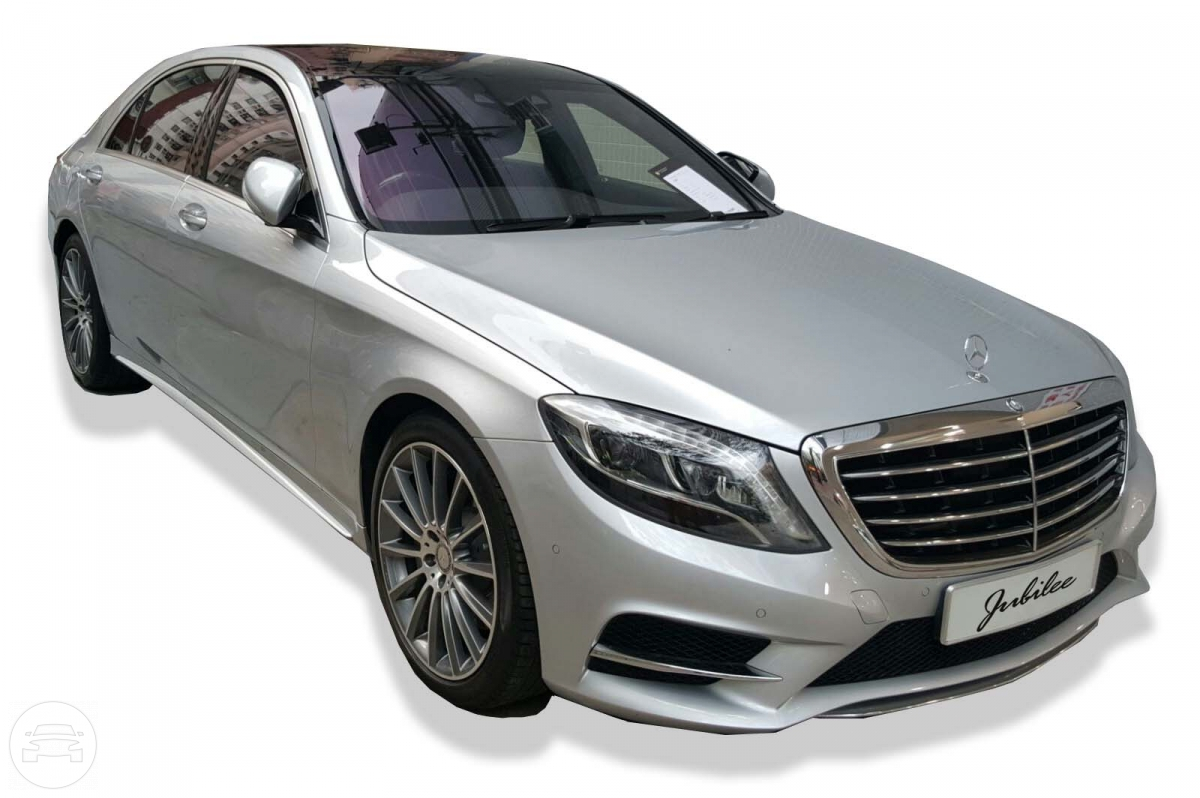 Benz S500 (Silver) Sedan  / Central And Western District, Hong Kong   / Hourly HKD 0.00
