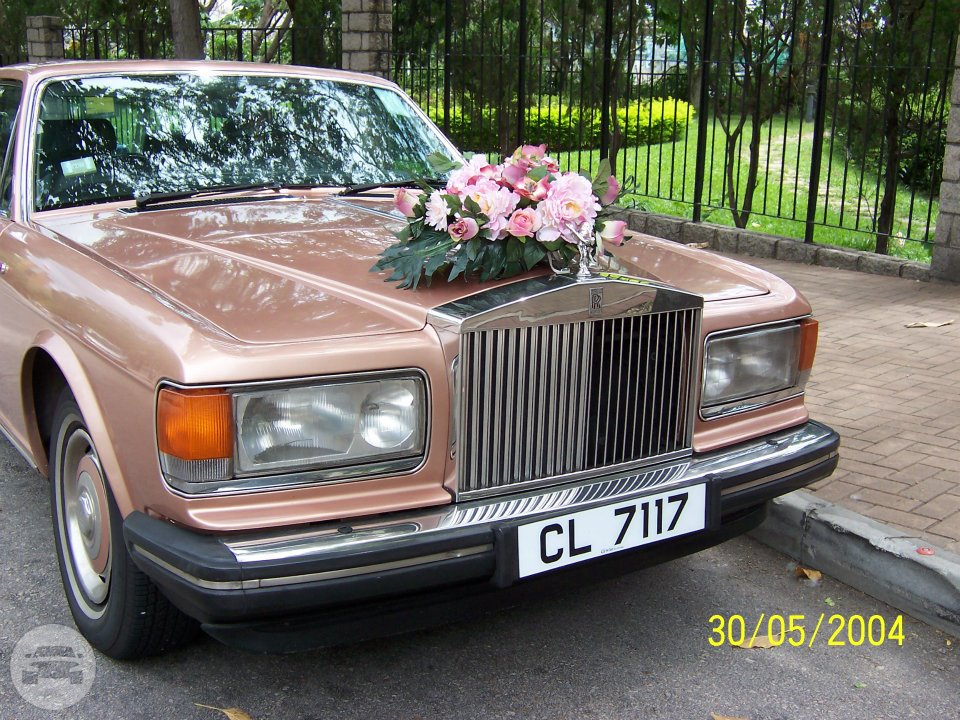 ROLLS ROYCE Laosilaisi SILVER SPUR II - ROSE GOLD Sedan  / Kowloon, Hong Kong   / Hourly HKD 1,999.00