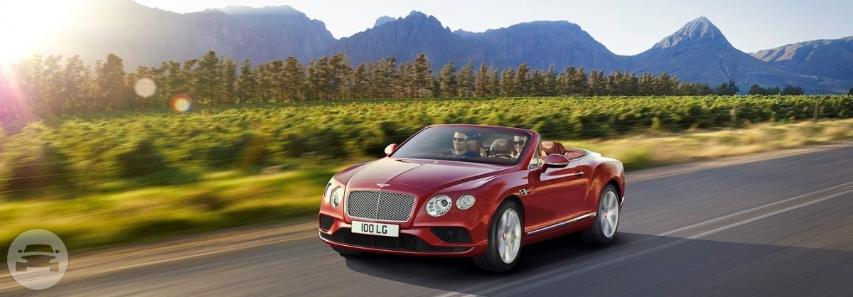 NEW CONTINENTAL GT V8 CONVERTIBLE Sedan / New Territories, Hong Kong   / Hourly HKD 0.00