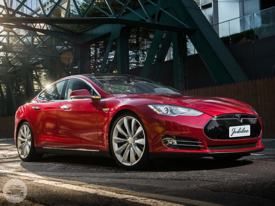 Tesla Model S (Red) Sedan  / Central And Western District, Hong Kong   / Hourly HKD 0.00