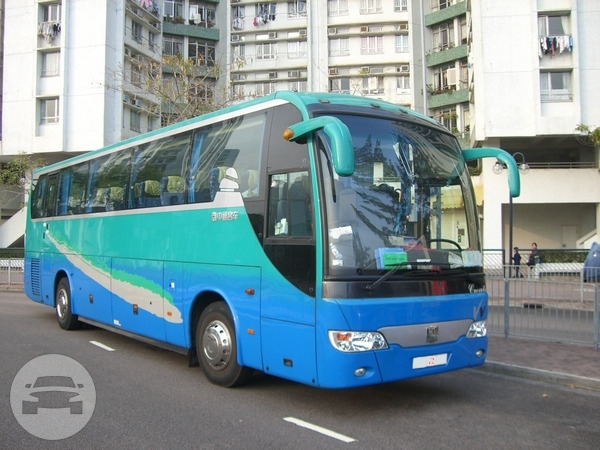 45 Seater Deluxe Bus Coach Bus / New Territories, Hong Kong   / Hourly HKD 0.00
