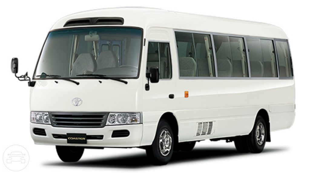 Toyota Coaster Coach Bus  / Kowloon, Hong Kong   / Hourly HKD 0.00