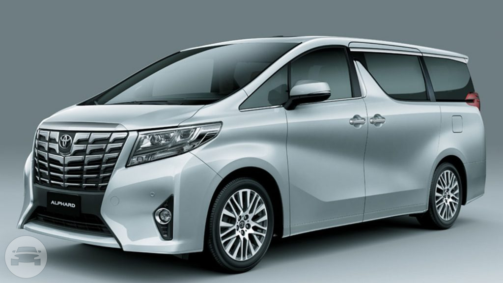 Toyota Alphard Van / New Territories, Hong Kong   / Hourly HKD 0.00