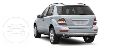 Mercedes Benz ML W164 SUV Limos SUV  / New Territories, Hong Kong   / Hourly HKD 3,105.00
