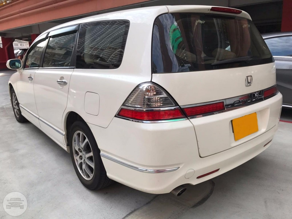 2007 Honda ODYSSEY L - White Van  / Kowloon, Hong Kong   / Hourly HKD 350.00