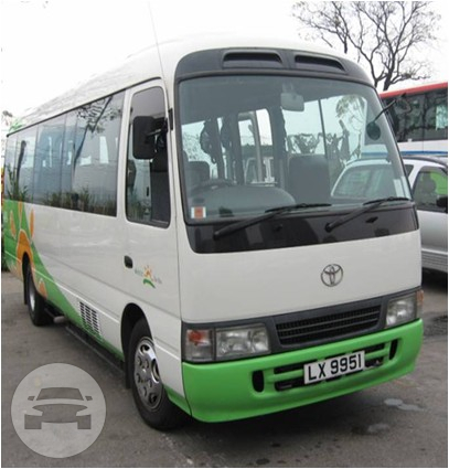 20-28 Seaters Coach Bus  / Kowloon, Hong Kong   / Hourly HKD 420.00  / Airport Transfer HKD 1,200.00