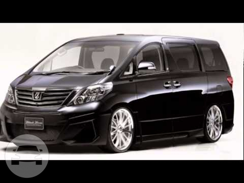 Toyota Alphard Deluxe 7 Seater MPV Van  / Kowloon, Hong Kong   / Hourly HKD 0.00