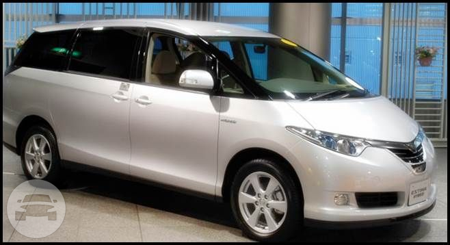 Toyota Previa Van  / New Territories, Hong Kong   / Hourly HKD 450.00