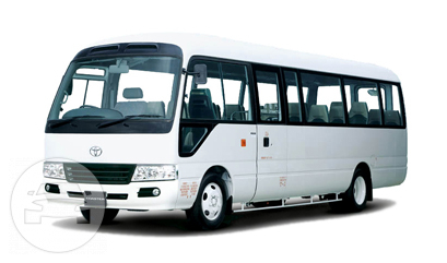 24 Seaters Coaster Coach Bus  / New Territories, Hong Kong   / Hourly HKD 0.00