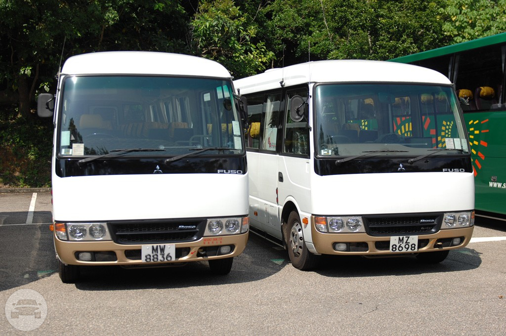 28/29 Coach Bus Coach Bus / Hong Kong,    / Hourly HKD 600.00  / Airport Transfer HKD 1,300.00
