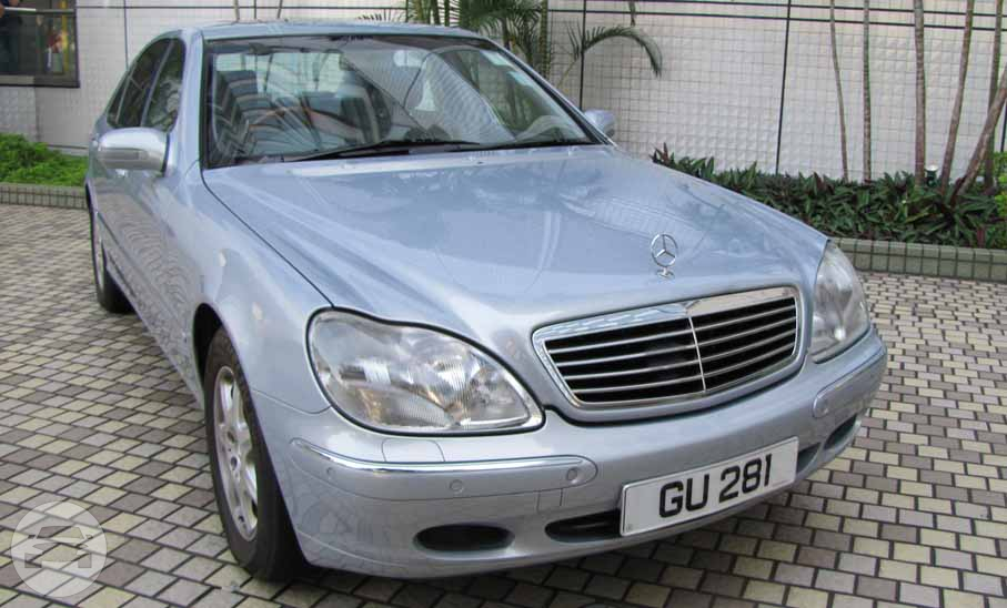MERCEDES BENZ W220/S320 - BLUE Sedan / New Territories, Hong Kong   / Hourly HKD 700.00  / Airport Transfer HKD 998.00