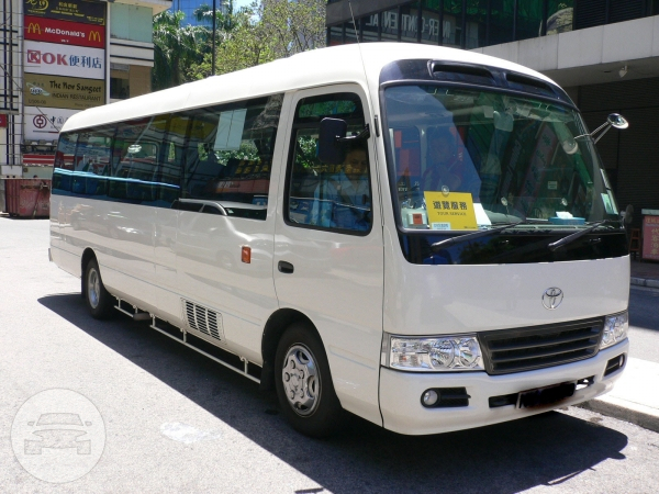 Mini Coach (24-28 Seats) Coach Bus / Hong Kong Island, Hong Kong   / Hourly HKD 0.00