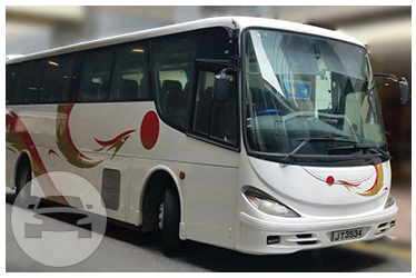 ISUZU Coach Bus - 45 Passenger Coach Bus / Hong Kong,    / Hourly HKD 450.00  / Airport Transfer HKD 1,300.00