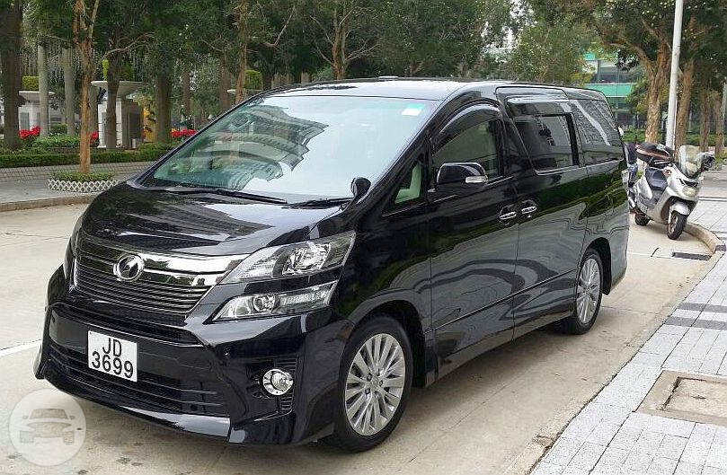 Toyota Vellfire 3.5Z - 7 Seater Van / New Territories, Hong Kong   / Hourly HKD 0.00