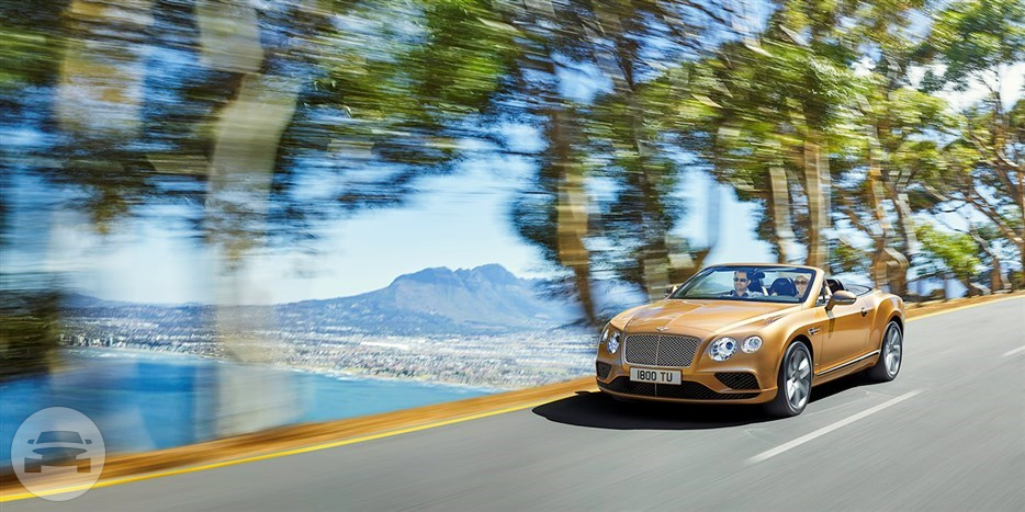 NEW CONTINENTAL GT CONVERTIBLE Sedan  / New Territories, Hong Kong   / Hourly HKD 0.00