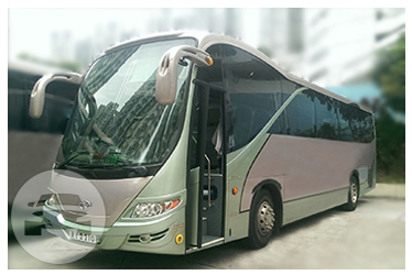 Coach Bus (Toyota) 45 Passngers Coach Bus / New Territories, Hong Kong   / Hourly HKD 550.00  / Airport Transfer HKD 1,400.00