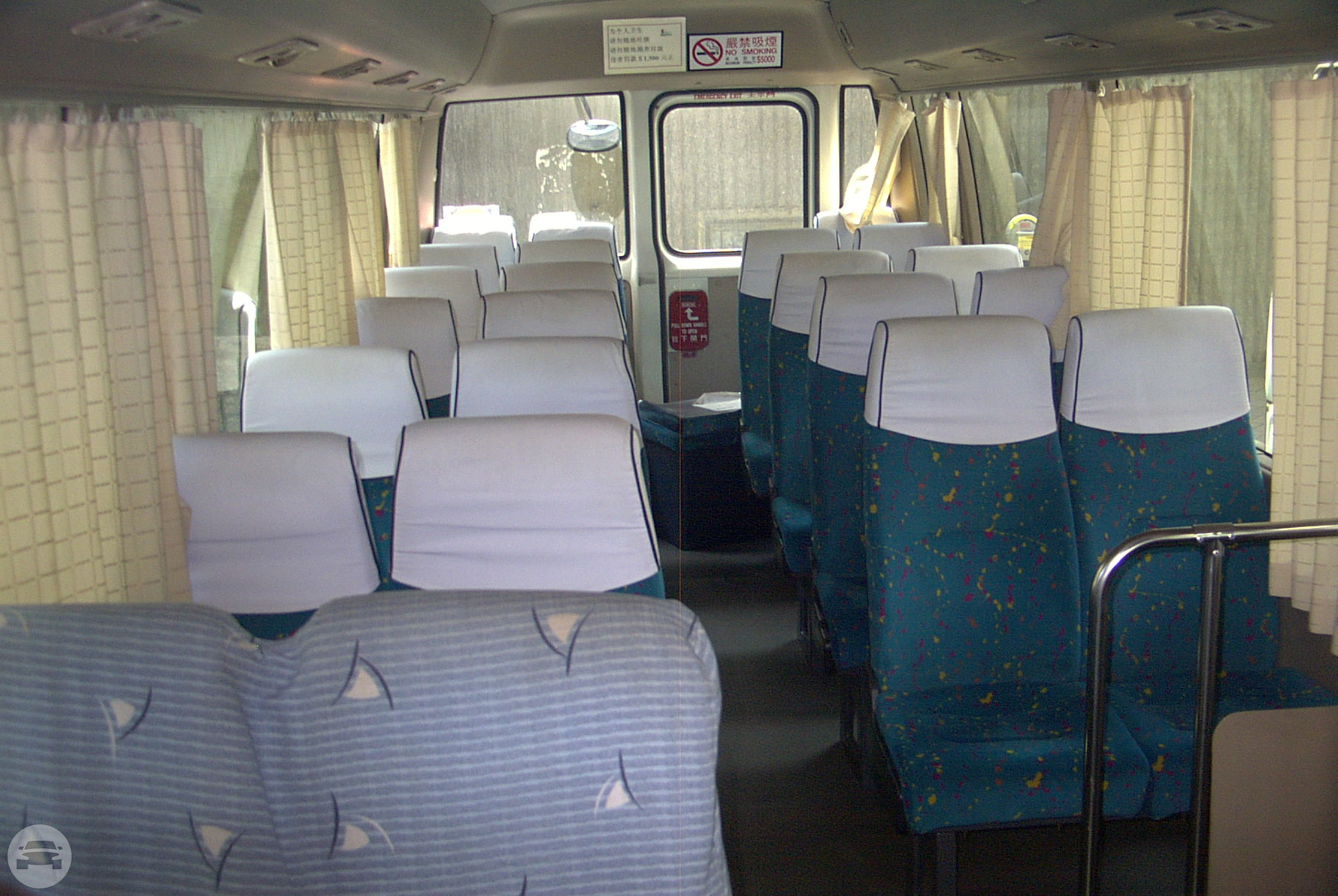 Shuttle Bus - 28 Seats Coach Bus / Kowloon, Hong Kong   / Hourly HKD 385.00  / Airport Transfer HKD 950.00