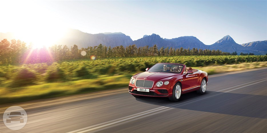 NEW CONTINENTAL GT V8 CONVERTIBLE Sedan / Hong Kong Island, Hong Kong   / Hourly HKD 0.00