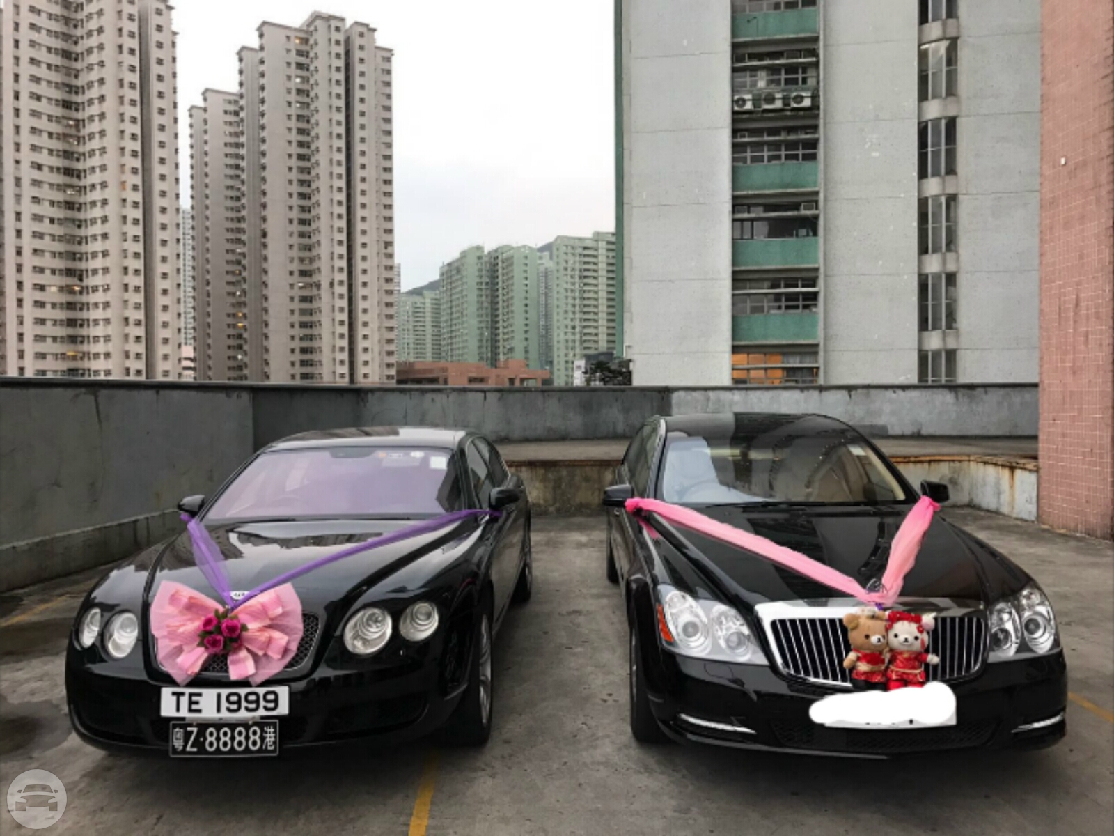 Bentley Sedan / New Territories, Hong Kong   / Hourly HKD 749.00