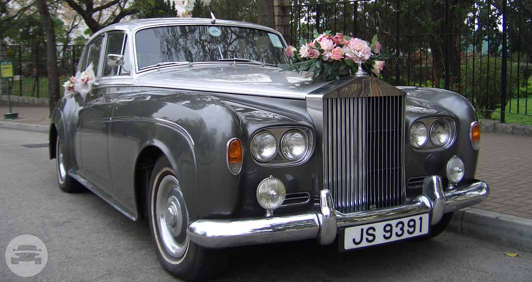 CLASSIC SILVER CLOUD III - SILVER GREY Sedan  / Kowloon, Hong Kong   / Hourly HKD 2,999.00