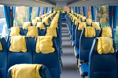 61 Seats Coach Bus Coach Bus  / Hong Kong Island, Hong Kong   / Hourly HKD 0.00