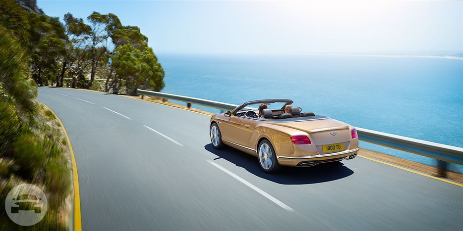 NEW CONTINENTAL GT CONVERTIBLE Sedan  / Hong Kong Island, Hong Kong   / Hourly HKD 0.00
