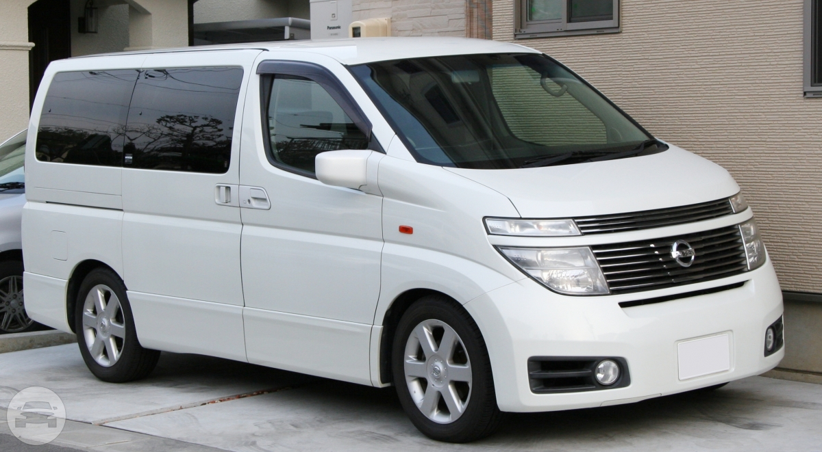 Nissan Elgrand Deluxe 7 Seater MPV Van  / Kowloon, Hong Kong   / Hourly HKD 0.00