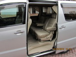 Toyota Alphard - Silver Van  / New Territories, Hong Kong   / Hourly (Other services) HKD 116.66  / Airport Transfer HKD 700.00