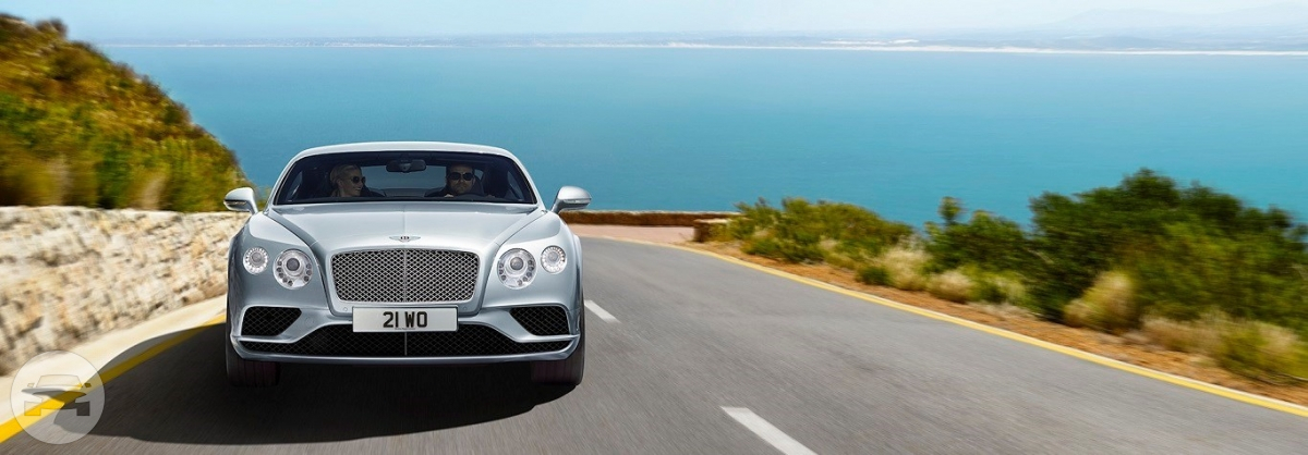 NEW CONTINENTAL GT Sedan / Kowloon, Hong Kong   / Hourly HKD 0.00