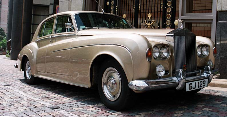 CLASSIC SILVER CLOUD III - GOLD Sedan  / New Territories, Hong Kong   / Hourly HKD 2,999.00