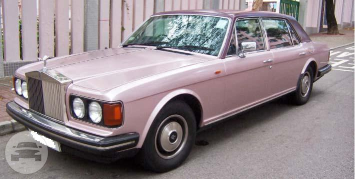 CLASSIC CHINESE EYES - PURPLE Sedan  / Kowloon, Hong Kong   / Hourly HKD 2,999.00