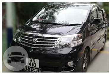 Toyota Alphard Van / Kowloon City District, Hong Kong   / Hourly HKD 450.00  / Airport Transfer HKD 800.00