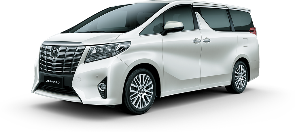 Toyota Alphard Van  / Hong Kong,    / Hourly HKD 450.00  / Airport Transfer HKD 650.00