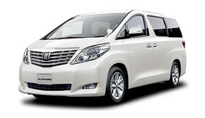 Toyota Luxury MPV Van  / New Territories, Hong Kong   / Hourly HKD 0.00
