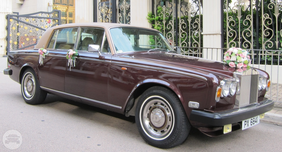 CLASSIC SILVER SHADOW - BROWN Sedan  / Hong Kong Island, Hong Kong   / Hourly HKD 2,999.00
