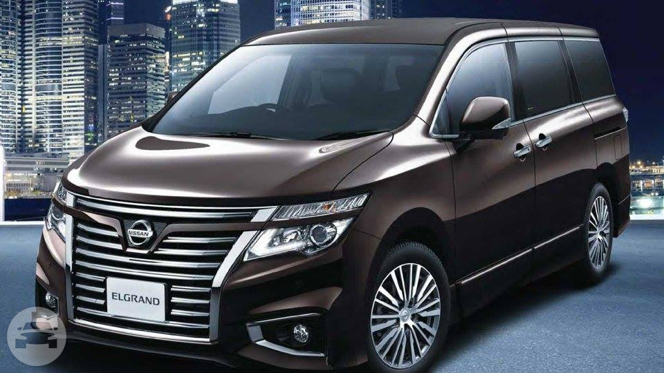 Nissan Elgrand Van  / Kowloon, Hong Kong   / Hourly HKD 0.00