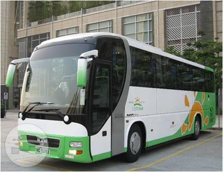 49 seater coach bus Coach Bus  / Kowloon, Hong Kong   / Hourly HKD 0.00