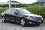 Mercedes Benz W221 Sedan  / New Territories, Hong Kong   / Hourly HKD 560.00  / Airport Transfer HKD 1,000.00