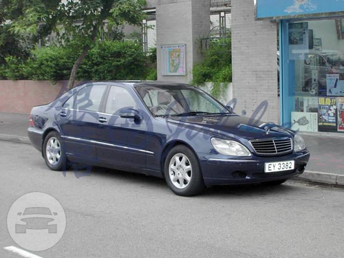 BENZ W220 (Dark Blue) Sedan  / Central And Western District, Hong Kong   / Hourly HKD 0.00