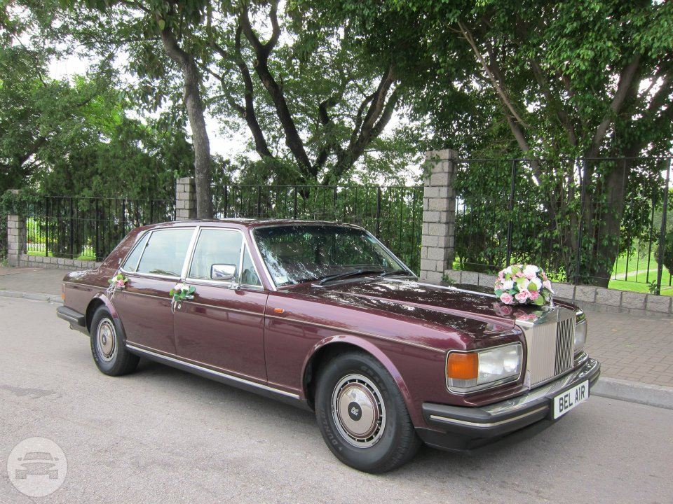 ROLLS ROYCE Laosilaisi SILVER SPUR II - RED Sedan  / New Territories, Hong Kong   / Hourly HKD 1,999.00