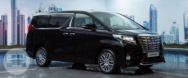 Toyota Alphard Van  / New Territories, Hong Kong   / Hourly HKD 450.00  / Airport Transfer HKD 650.00