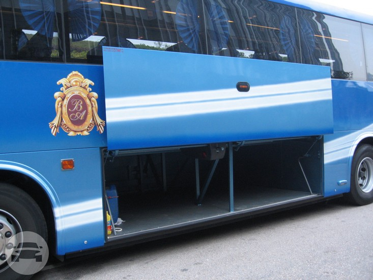 Galaxy Series Coach Bus  / Central And Western District, Hong Kong   / Hourly HKD 0.00