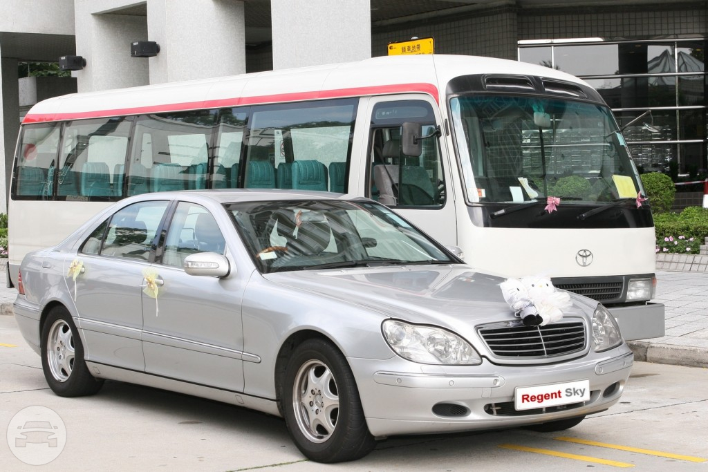 Mercedes Benz W220 - Silver | Regent Sky Service Limited