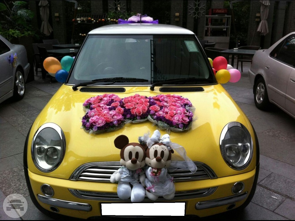 2003 Mini Cooper Sedan  / Hong Kong Island, Hong Kong   / Hourly HKD 0.00