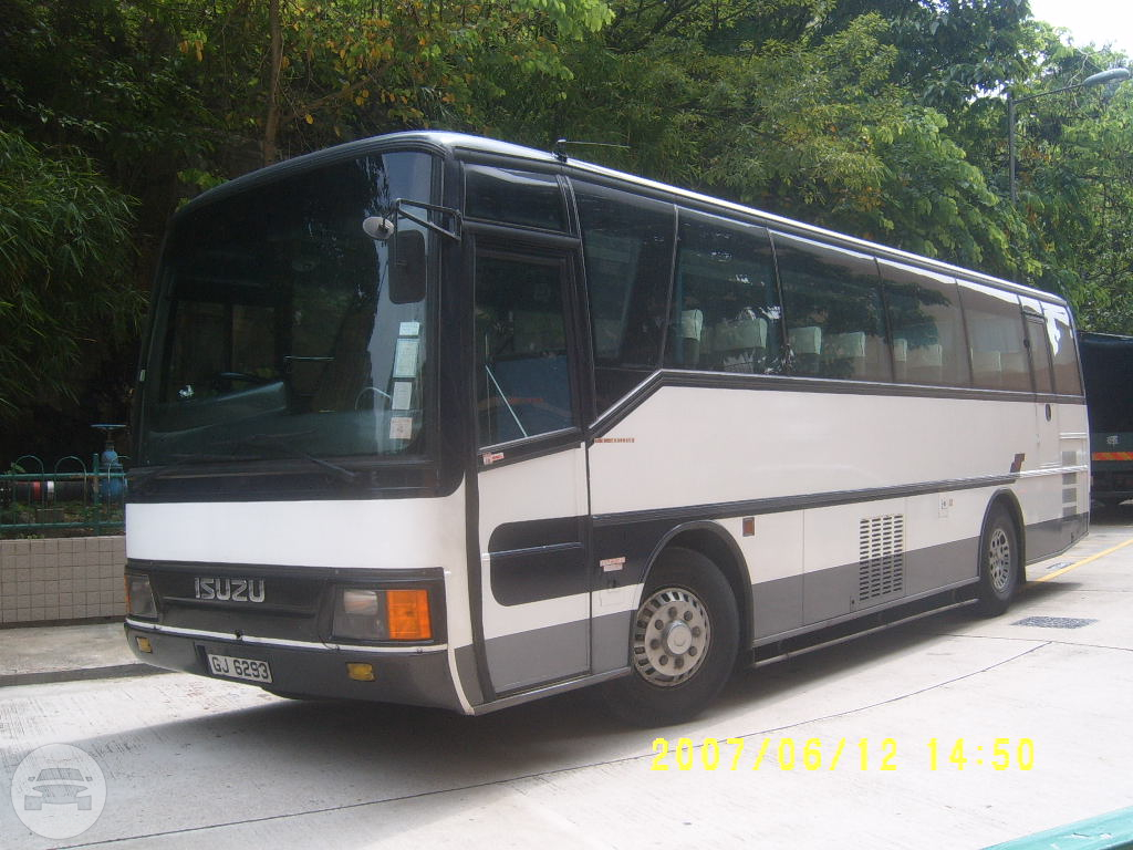 Coach Bus 3 (24 to 65 Seats) Coach Bus  / Kwai Tsing District, Hong Kong   / Hourly HKD 0.00